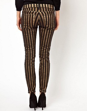 Image 2 ofCurrent/Elliott Stiletto Skinny Jeans