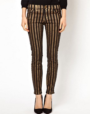 Image 4 ofCurrent/Elliott Stiletto Skinny Jeans
