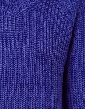 Image 3 of Rag & Bone/Jean Chunky Rib Knit Jumper