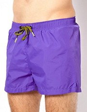 Bjorn Borg Purple Neon Swim Short