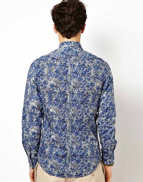 Image 2 ofAntony Morato Floral Shirt