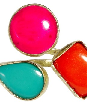 Image 2 of Pieces Flica Stone Ring