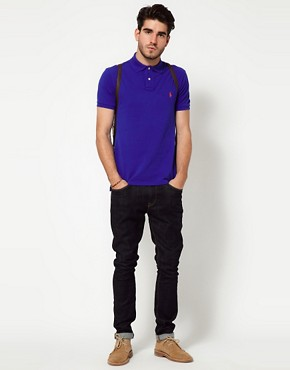 Image 4 ofPolo Ralph Lauren Polo Shirt Slim Fit