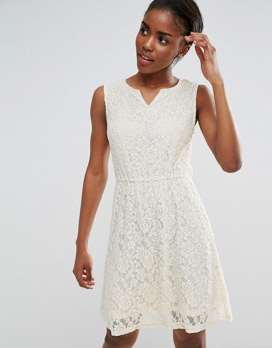Pussycat London Lace Skater Dress