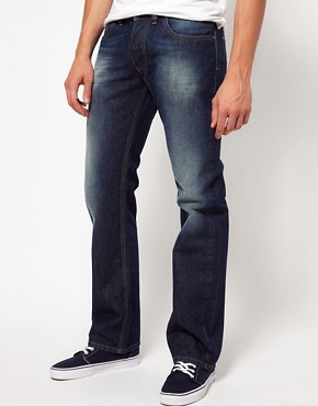 Image 1 ofDiesel Jeans Larkee Straight 805B