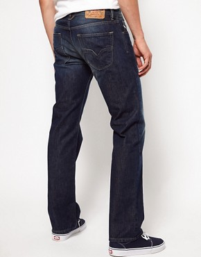 Image 2 ofDiesel Jeans Larkee Straight 805B