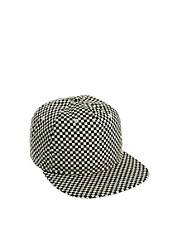 Vans Checkerboard Snapback Cap
