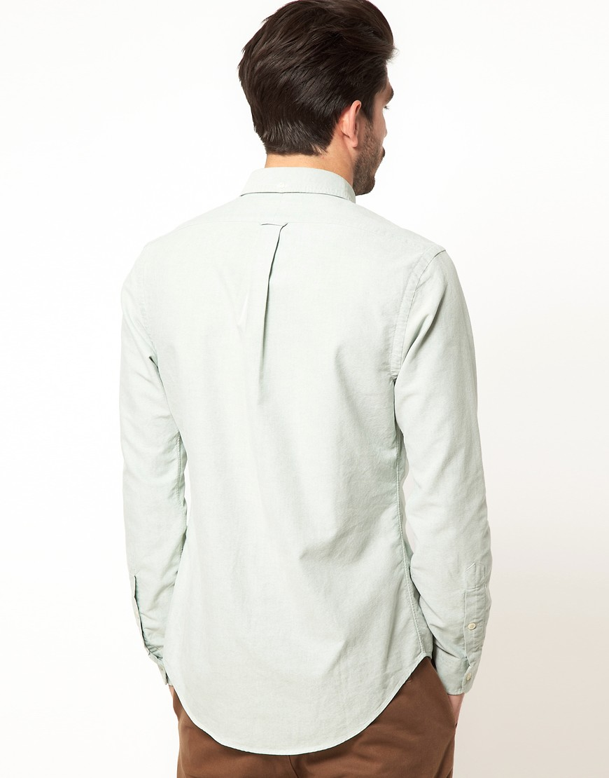 Image 2 of Polo Ralph Lauren Shirt in Slim Fit Oxford Cotton