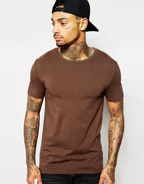 ASOS Muscle Fit T-Shirt
