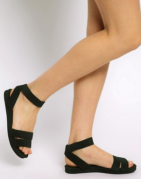 Image 3 ofASOS FUN FAIR Flat Sandals