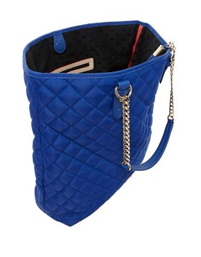 Image 2 ofJuicy Couture Anja Nylon Quilted Shopper