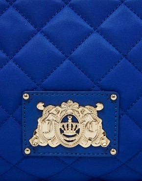 Image 4 ofJuicy Couture Anja Nylon Quilted Shopper