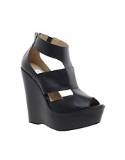River Island Eager Platform Wedges