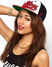 Zephyr Red Wings Snapback Cap