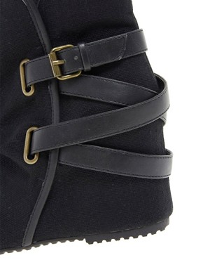 Image 2 ofALDO Nennia Strap Wedge Ankle Boots