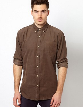 Image 1 ofSelected Cord Shirt