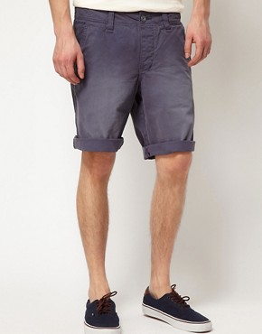 Image 1 ofEsprit Chino Washed Shorts