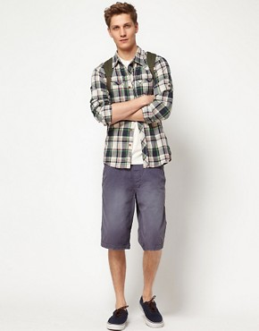 Image 4 ofEsprit Chino Washed Shorts