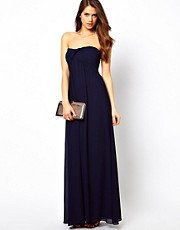 True Decadence Bandeau Maxi Dress
