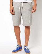 Adidas Originals Sweat Short with Originals Logo