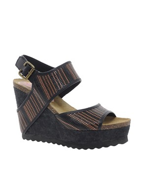 Image 1 of80%20 Paz Wedge Sandal