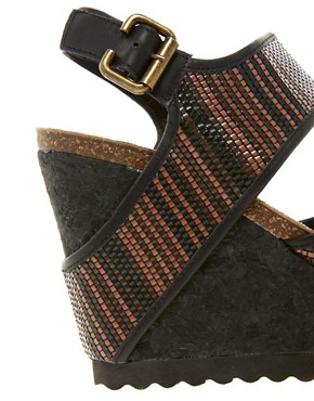 Image 2 of80%20 Paz Wedge Sandal