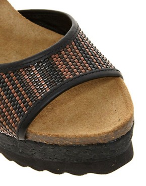 Image 3 of80%20 Paz Wedge Sandal