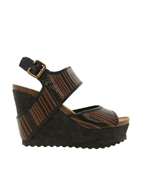 Image 4 of80%20 Paz Wedge Sandal