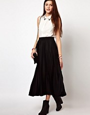Vero Moda Pleat Skirt