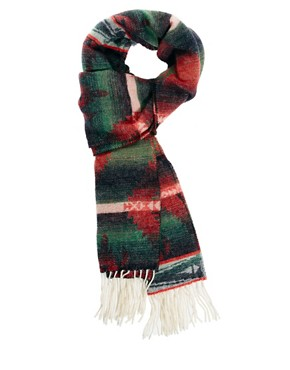 Image 1 ofPolo Ralph Lauren Tunbridge Scarf