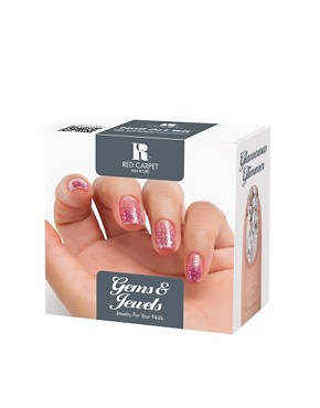 Image 3 ofRed Carpet Manicure Gems &amp; Jewels Kit