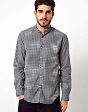 Peter Werth Shirt With Circle Print