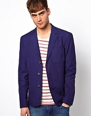 Selected 3 Button Blazer