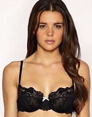 Elle Macpherson Intimates Spree Lace Underwire Bra
