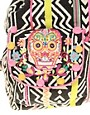 Image 2 ofASOS Oversized Tex Mex Skull Backpack