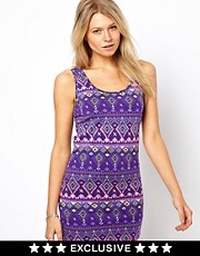 Vila Vest Bodycon Dress
