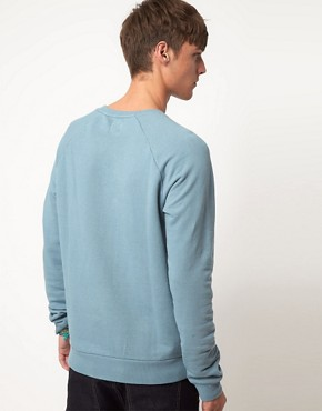 Bild 2 von ASOS  Sweatshirt mit durchgehendem Navajo-Muster