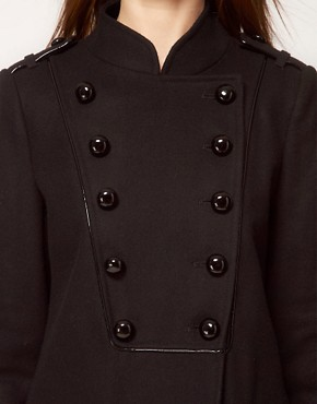 Image 3 ofKookai Military Coat