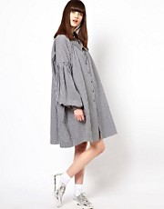 Peter Jensen Double Collar Smock