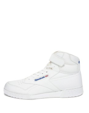 Image 4 ofReebok Ex-O-Fit Hi-Top Trainers