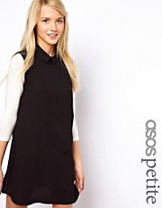 ASOS PETITE Exclusive Shirt Swing Dress