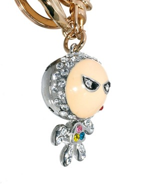 Image 2 ofLove Moschino Naughty Boy Keyring