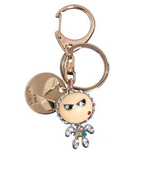 Image 1 ofLove Moschino Naughty Boy Keyring