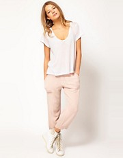 Juicy Couture Cashmere Lounge Track Pants