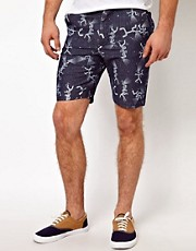 Volklore Tribe Shorts