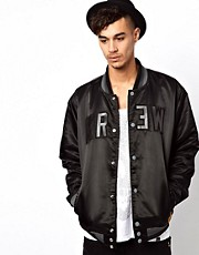 KR3W Jacket Logo Front Bomber