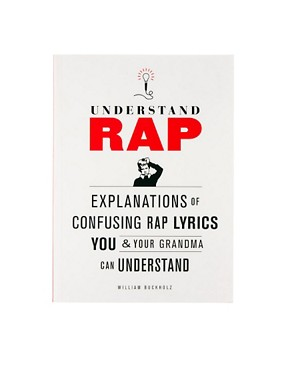 Image 1 ofUnderstand Rap Book