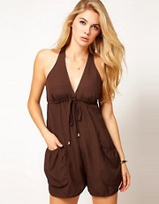 Miss Sixty Althea Playsuit