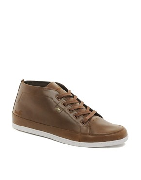 Image 1 ofBoxfresh Chipp Leather Chukka Boots