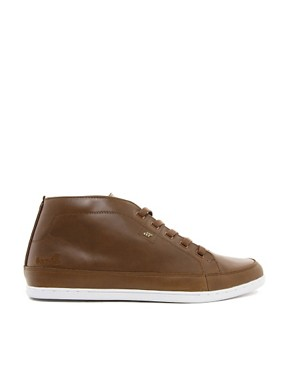 Image 4 ofBoxfresh Chipp Leather Chukka Boots